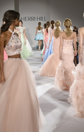 New York Fashion Week, September 2014